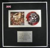 OASIS  - CD single Award - DONT LOOK BACK IN ANGER